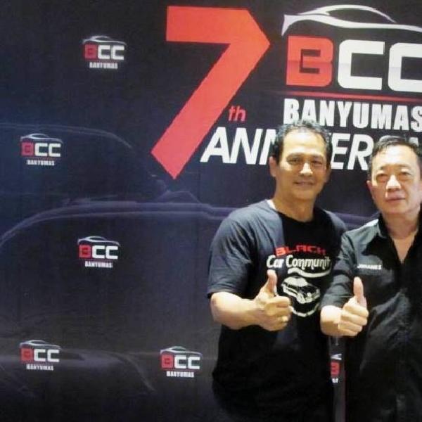 7 Tahun, BCC Banyumas Berharap Makin Solid
