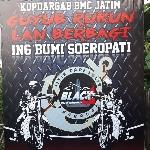 Kopdargab BMC All Chapter Jatim Diikuti  2 Member BCC, Usung Tema Guyub Rukun Lan Berbagi