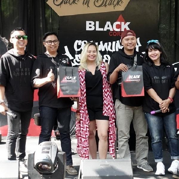 Black Reunion Ajang Konsistensi Black Community Bandung Raya