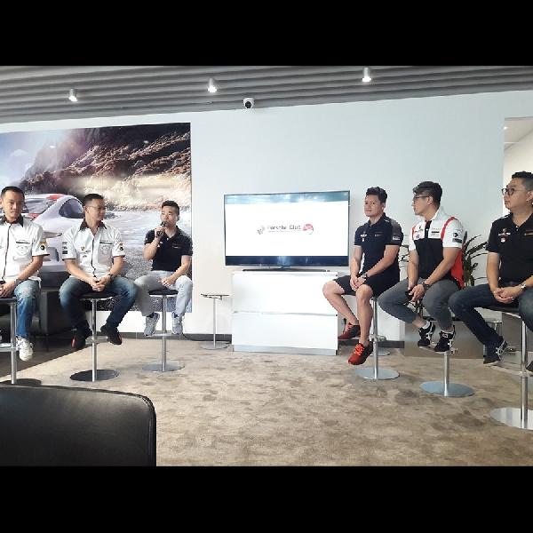Porsche Club Indonesia Kenalkan Identitasnya di Hadapan Media
