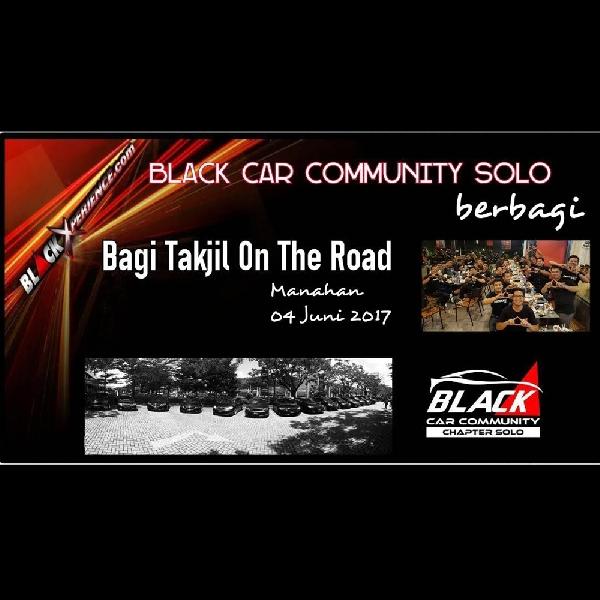 Ngalap Berkah Di Bulan Ramadhan, BCC Solo Bagi-Bagi Takjil