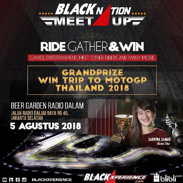 BLACKNATION MEET UP 2018 Jakarta Berlangsung dengan Penuh Kejutan