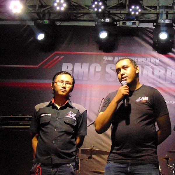 Black Otomotif Community (BOC), BMC Semarang dan Komunitas Motor Lain Jadi Satu Keluarga