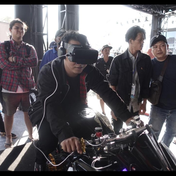 BlackMotorace Xperience Banyuwangi Catatkan Rekor Baru