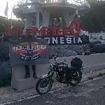 Kisah Bro Donal  Riding Trans   Sumatera dengan Honda GL 100 ke Pulau We
