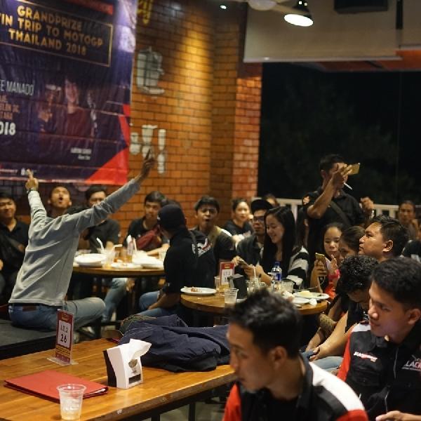 Rasa Deg-Degan Menanti Pemenang Tiket MotoGP ke Thailand