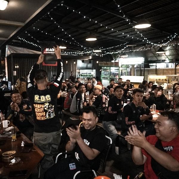 BlackNation MeetUp Bandung Berlangsung Meriah