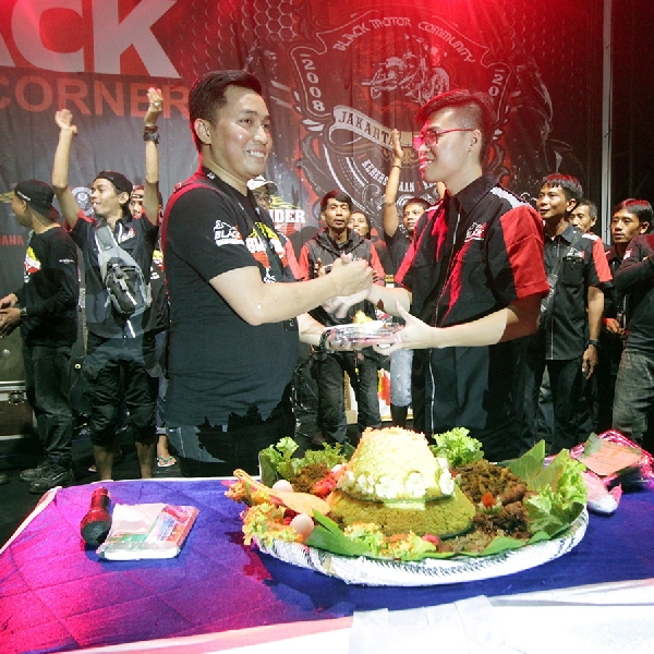 Black Foverer, Happy Anniversary ke-11 BMC Jakarta Barat