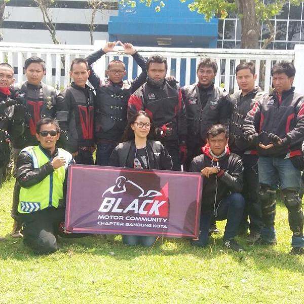 Kopdar Rutin Dongkrak Solidaritas Member BMC Bandung Kota