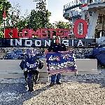 Titik Nol Sabang, Ajang Pembuktian Solo Touring Bro Barita BMC Jaksel