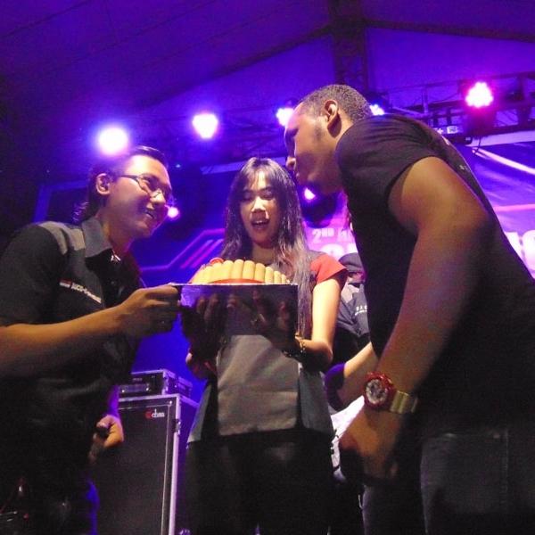Rayakan Anniversary Kedua, BMC Semarang Makin Solid