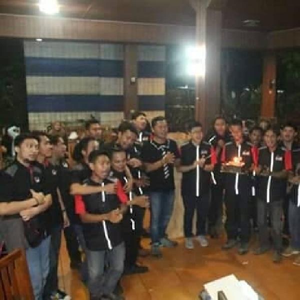 Rayakan 9 Tahun, BMC Jakarta Barat Gelar Bukber, Reuni, Dan Bakti Sosial