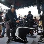 BlackMotorace Xperience Pontianak Berlangsung Meriah