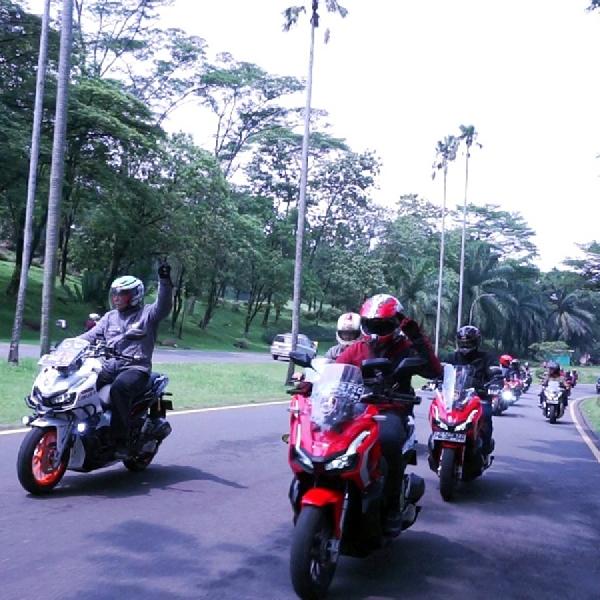 Komunitas Honda Berkolaborasi Bantu Dirikan Tempat Ibadah