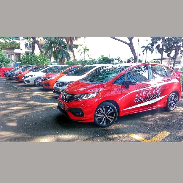 Komunitas Honda Sumbang 2.500 Pohon Untuk Hijaukan Jakarta