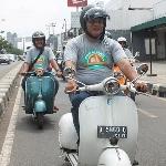 Fun Riding Scooter Kegiatan Penutup Kutu Community Di 2018