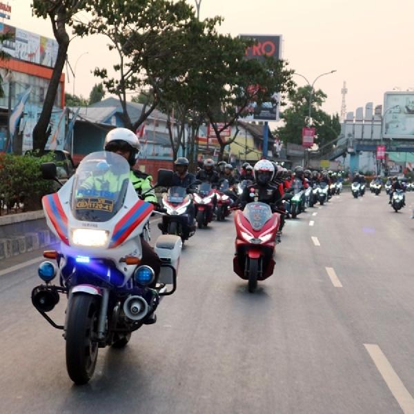Komunitas Honda Cinta Bangsa dan Kearifan Lokal