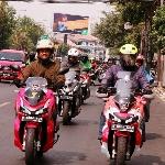 Pemilik Honda ADV150 Jakarta Terus Adakan Kopdar