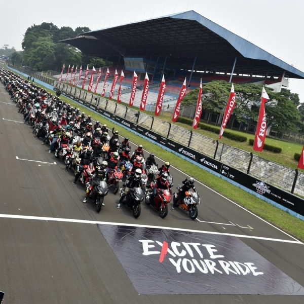 Balap Pecinta Honda CBR Makin Diminati