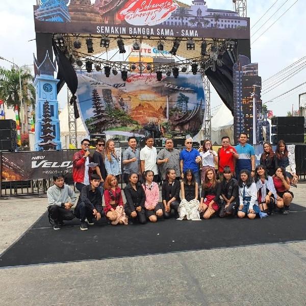 Festival Avanza-Veloz Berlangsung Meriah
