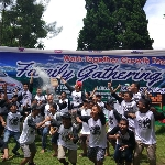 Gathering TACI Chapter Tangerang Kampanyekan Safety Driving