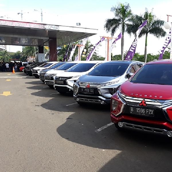 Komunitas Mistubishi Xpander Indonesia Resmi Dibentuk