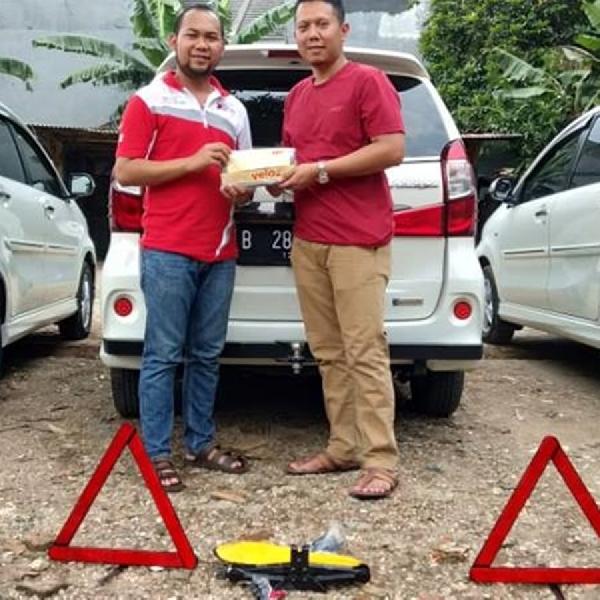 Jakarta Velozity Chapter Gelar Kopdar Keliling di Jakarta Timur