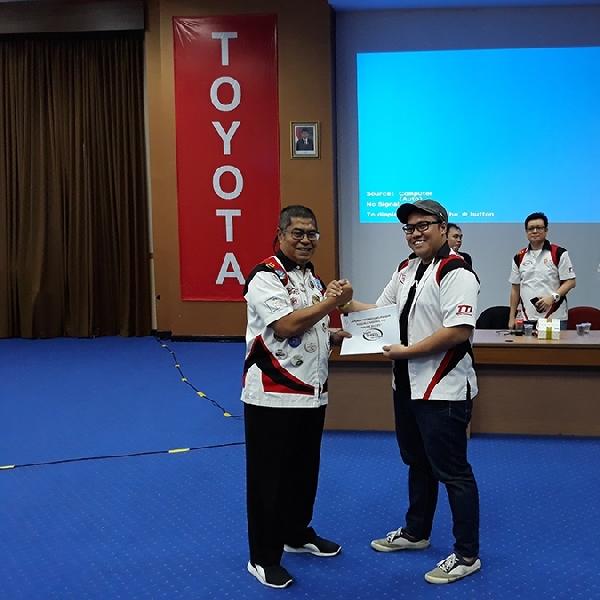 Toyota Yaris Club Indonesia Punya Nahkoda Baru