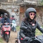 Jambore Bikers Honda Vario Bawa Misi Kepahlawanan