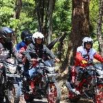 Bikers Honda Ikut Rayakan HUT RI ke74