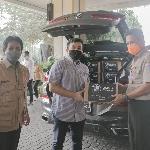 BMWCCI Salurkan Bantuan Melalui BPBD DKI