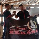 Toyota Agya Club Chapter Bekasi Lantik Ketua Baru