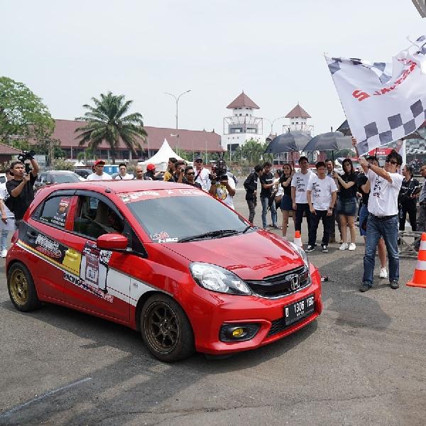 Honda Fastival 2, Diramaikan 24 Komunitas, 3000 Mobil Terbesar di Indonesia