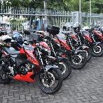 Riding Serempak Sambil Menambah Ilmu Bersama di Surabaya