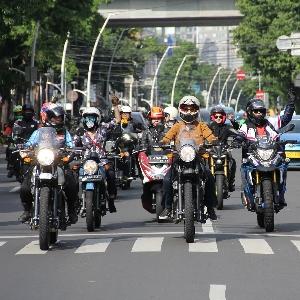 Pesan Royal Enfield Bagi Komunitas Motor Perempuan Indonesia