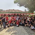 Komunitas Chevrolet Indonesia Kunjungi Situs Bersejarah di Karawang