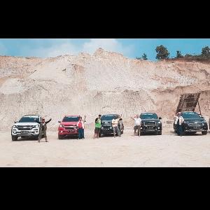 Selain Touring, Para Pecinta Chevrolet Trailblazer Gelar Bakti Sosial