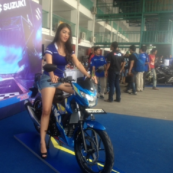 Komunitas Suzuki Satria: All New Satria F150 Injection Lebih Gesit