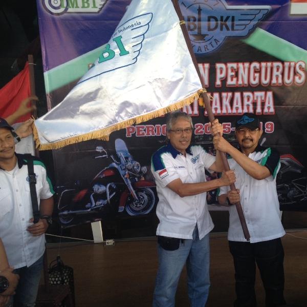 IMBI DKI Jakarta Tunjuk Ketua Baru
