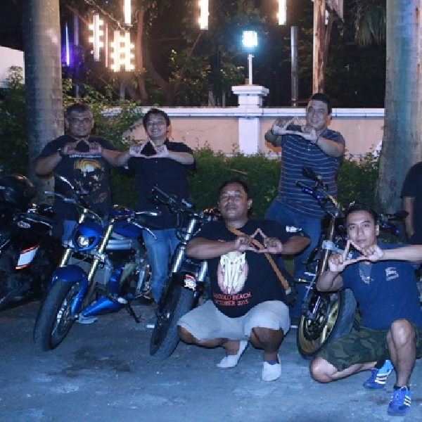 Kumpul Bareng Minor Fighter dan BMC Jakbar