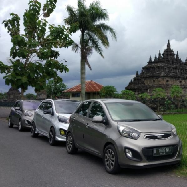 Picanto Club Indonesia Awali 2017 dengan Turing