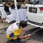 Peduli Kualitas Udara, Komunitas Mobility Pecahkan Rekor Muri Uji Emisi 1.000 Honda Mobilio