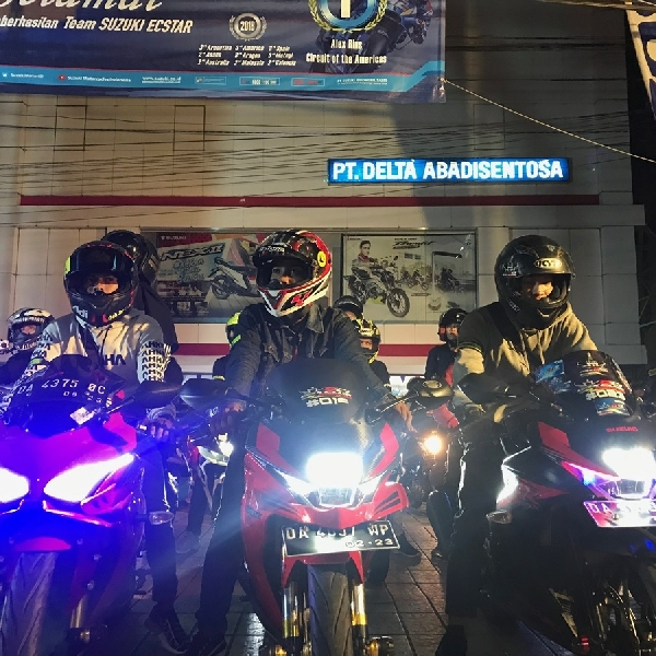 Suzuki Saturday Night Sambangi Kota Banjarmasin