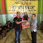 Sambut Kemerdekaan  Civic Turbonesia Chapter Jateng DIY Santuni 3 Panti Asuhan