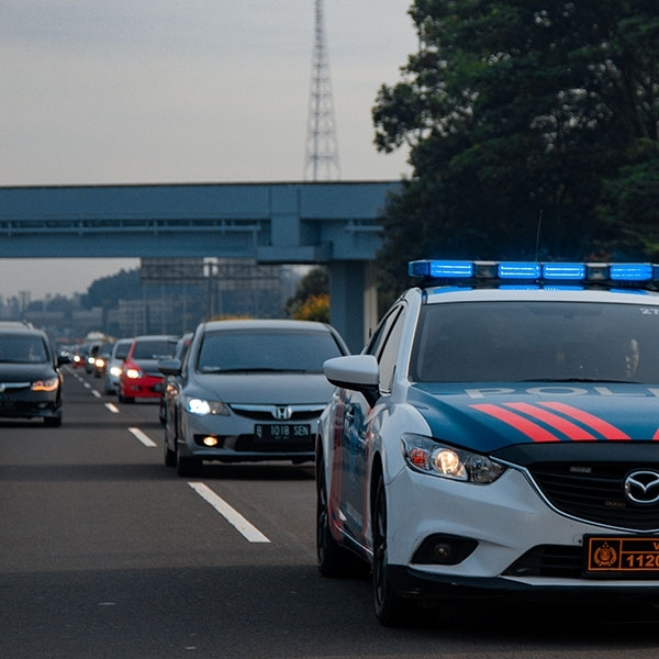 Anniversary ke-2 Komunitas FD Squad Bekasi Diramaikan Konvoi 40 mobil