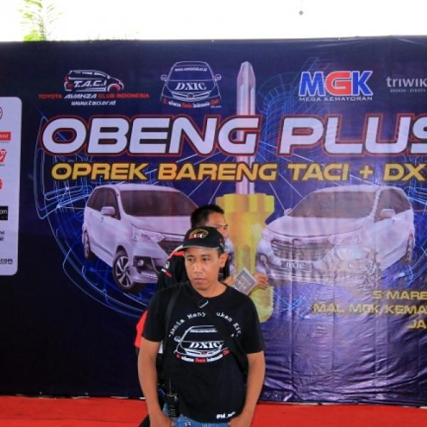 Obeng Plus 2016 Ajang Kolaborasi Dua Komunitas