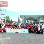 Daihatsu Gelar Edukasi Keselamatan Berkendara Bersama Komunitas di Surabaya