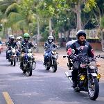 Sunmori Bareng Suzuki di Pantai Barat Jawa