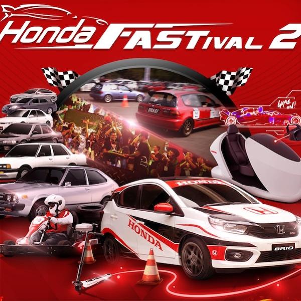 Honda Ajak Komunitas Kumpul Bersama di Honda Fastival 2
