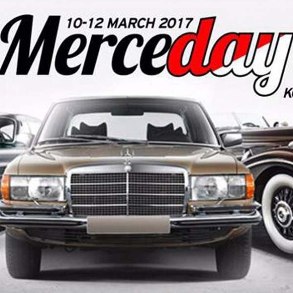 3rd Indonesia International Merceday Benz 2017
